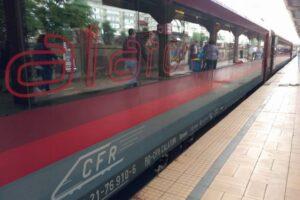 trenurile de calatori vor circula cu 140 de kilometri pe ora pe tronsoanele feroviare modernizate dintre sighisoara si simeria