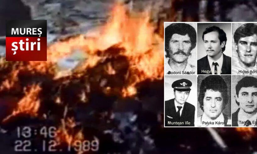 cinste eroilor mureseni care si au jertfit viata pentru libertate imagini video unicat de la tirgu mures