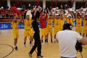 handbalistii macedonieni au castigat trofeul carpati