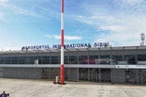peste 725 000 de pasageri pe aeroportul din sibiu in 2019