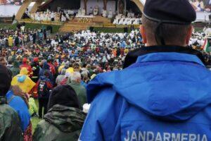gruparea de jandarmi mobila din targu mures a avut aproape 5 000 de misiuni anul trecut
