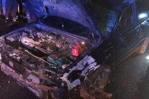 accident cu doua victime in danes