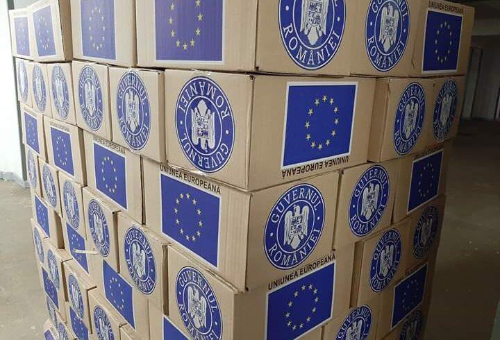 aproape 800 de targumureseni beneficiaza de ajutoare de la uniunea europeana