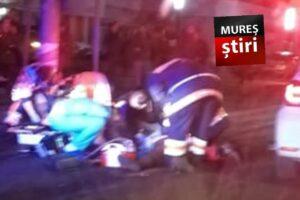 ultima ora femeie accidentata pe trecerea de pietoni in tudor