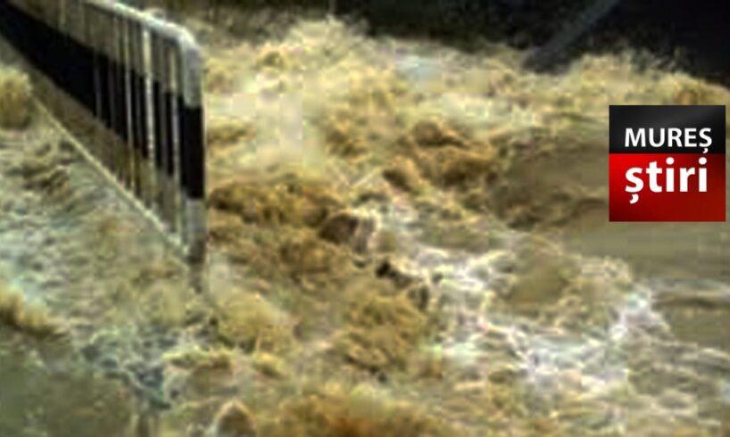 avertizare anm cod galben de inundatii in mures