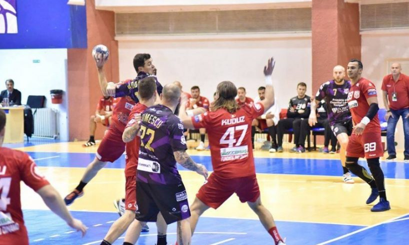 s au stabilit semifinalele cupei romaniei la handbal