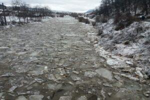 fara pericol de inundatii in bazinul hidrografic mures