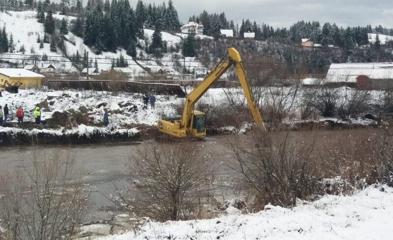 specialistii de la ape mures intervin in harghita comandamentul de iarna s a reunit in harghita