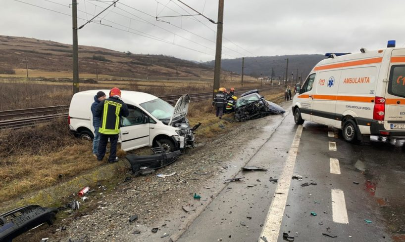 copil de 11 luni accidentat grav langa sighisoara