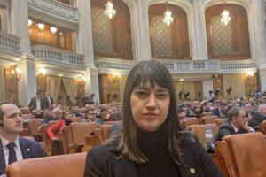 p lavinia cosma deputat de mures miza motiunii de cenzura sa nu fie alegeri in 2 tururi