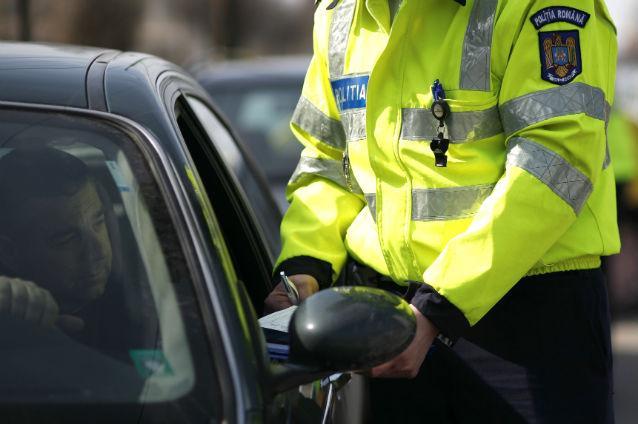 in 5 zile politistii au retinut 55 de permise de conducere