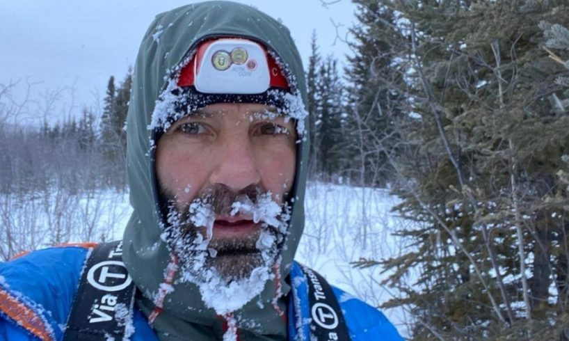 bistriteanul tiberiu useriu a terminat pe locul al doilea ultramaratonul yukon arctic ultra desfasurat in canada