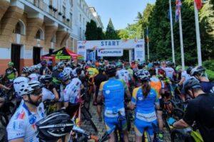 se cauta voluntari pentru umfst bike days