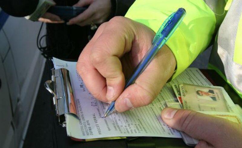 sighisorean fara permispericol pe drumurile publice