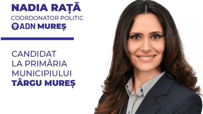 adn a lansat candidatul la primaria municipiului targu mures