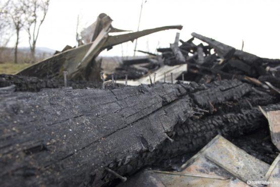 suspect retinut pentru incendierea clopotnitei din idrifaia
