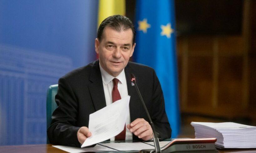 premierul desemnat prezinta luni echipa ministrilor