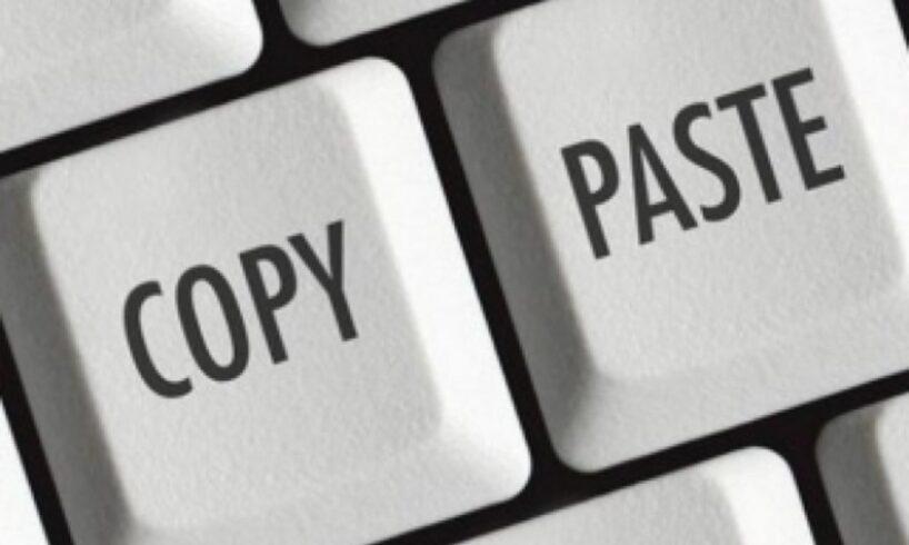 politica de poclos viziunea copy paste