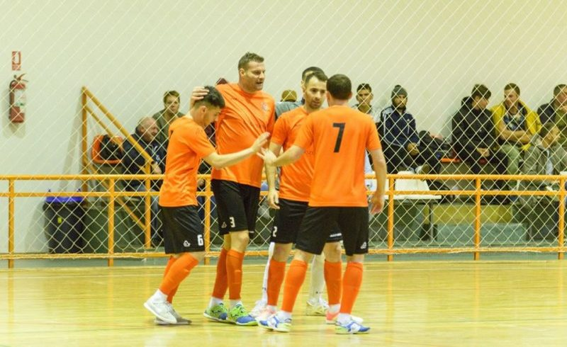 trei echipe din zona noastra in sferturile cupei romaniei la futsal