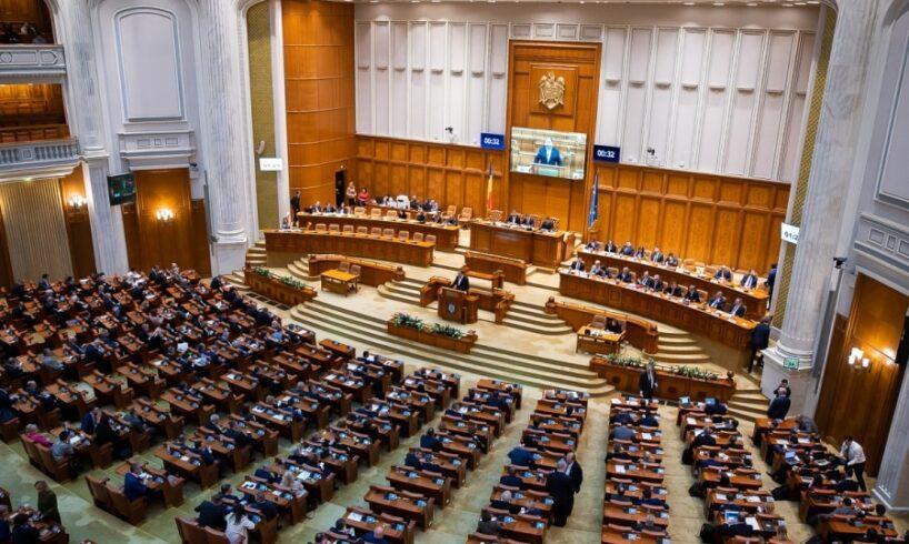 sedinta pentru investirea noului guvern orban pe 24 februarie