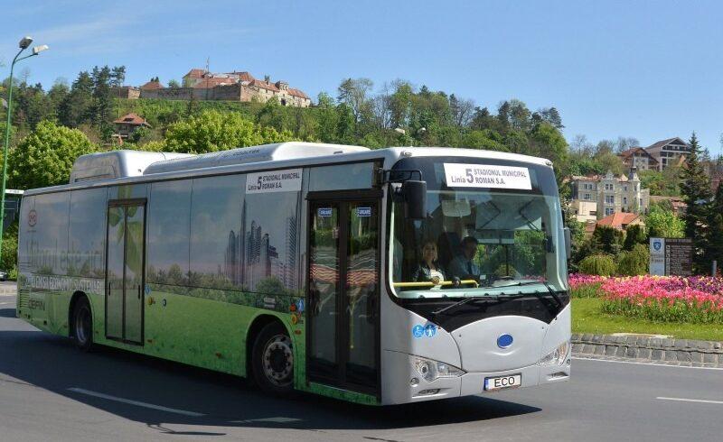 transport in comun ecologic la brasov