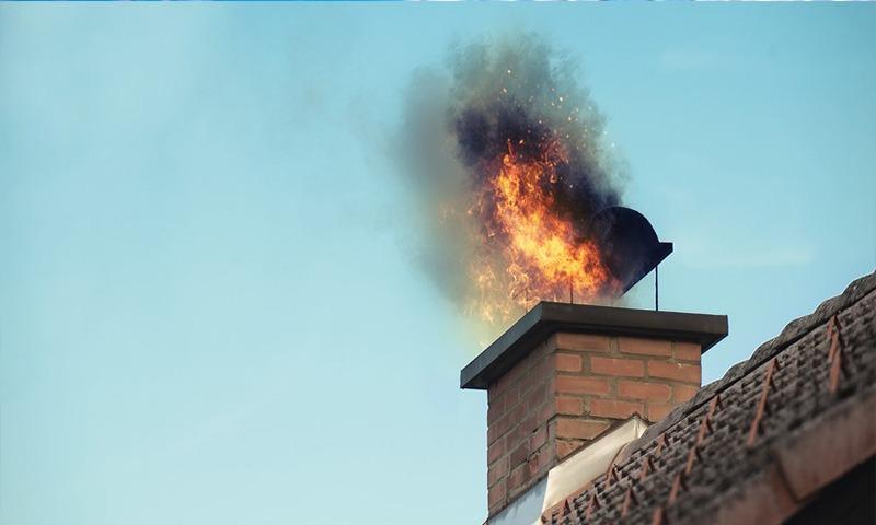 harghita 6 incendii la cosurile de fum in doar 4 zile