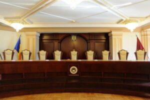 adoptarea bugetului de stat prin angajarea raspunderii guvernului in parlament este constitutionala