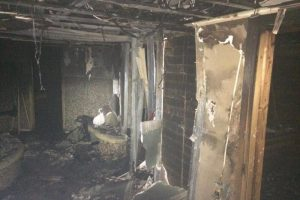 a fost stins incendiul izbucnit intr un hotel din paltinis