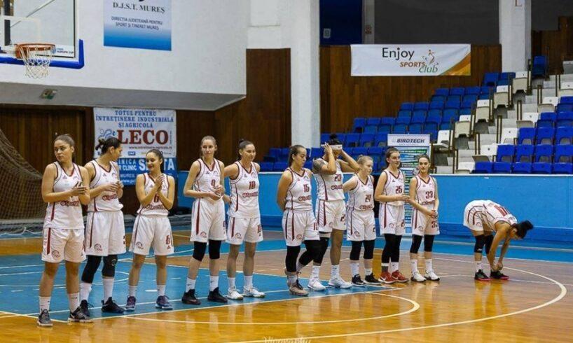 bc sirius tg mures o noua victorie in liga nationala