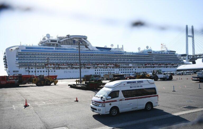 cetatean roman depistat cu coronavirus pe o nava de croaziera aflata in japonia