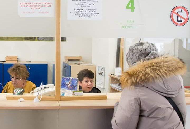aproape 30 dintre locuitorii din municipiului sfantu gheorghe si au platit deja impozitele locale