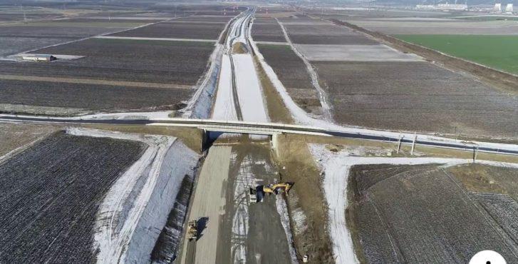 video cum mai arata autostrada a3 iernut chetani