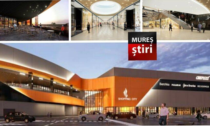 care vor fi magazinele din noul mall shopping city tirgu mures