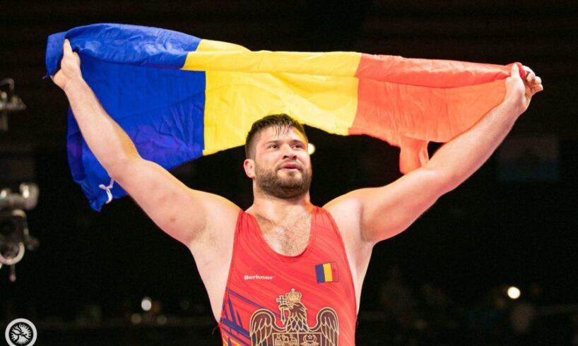 romania are trei medalii la europenele de lupte