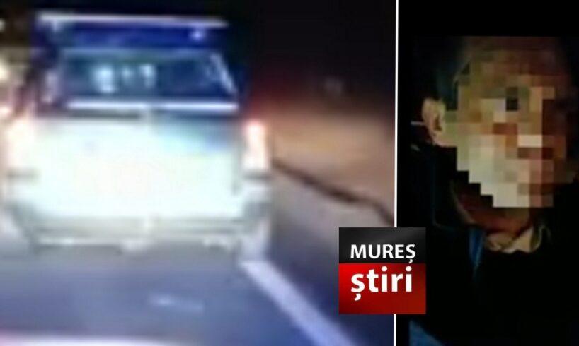 video sofer aproape in coma alcoolica urmarit in trafic de politisti pe dn1 e60