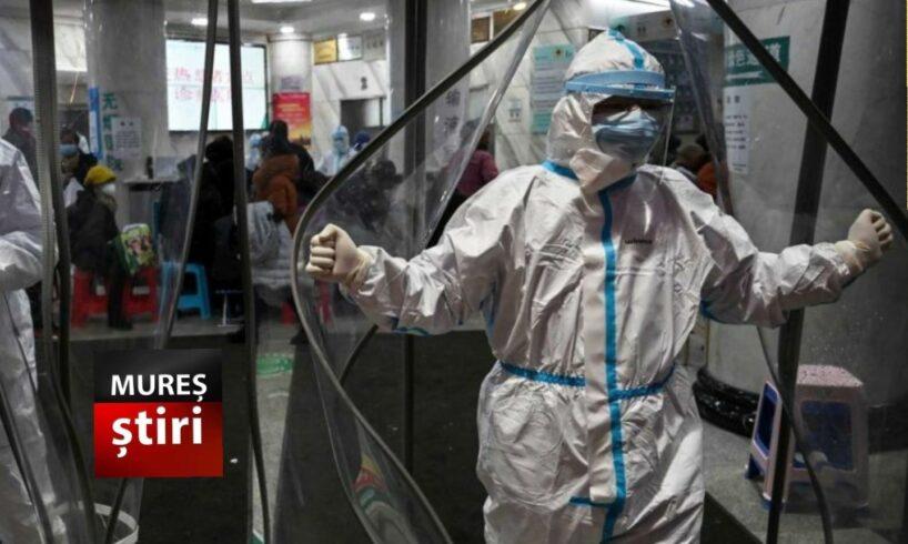 coronavirus mai multi mureseni care au fost in china izolati si monitorizati