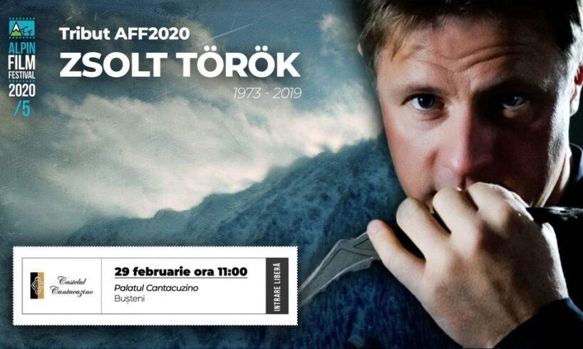 editia din acest an alpin film festival va fi dedicata memoriei alpinistului torok zsolt