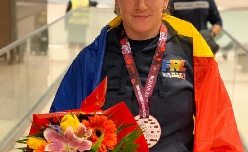 trei medalii la europenele de lupte