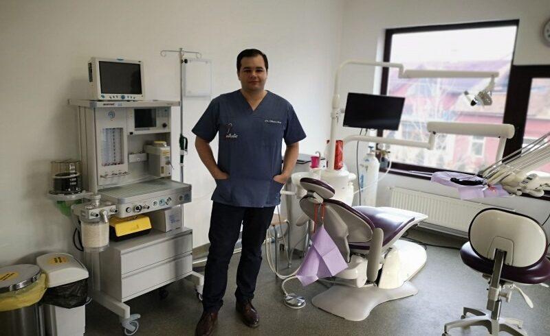 exclusivitate audio la tg mures functioneaza una dintre putinele clinici din tara unde se face anestezie generala in stomatologie