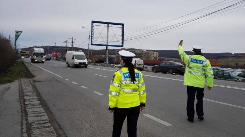 aproape 200 de sanctiuni aplicate in mures in cadrul actiunii truck bus