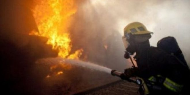 update explozia unei butelii urmata de incendiu
