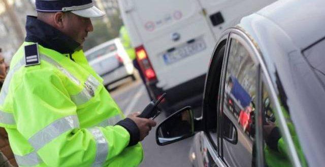 190 de sanctiuni contraventionale aplicate de politisti in actiunea truckbus