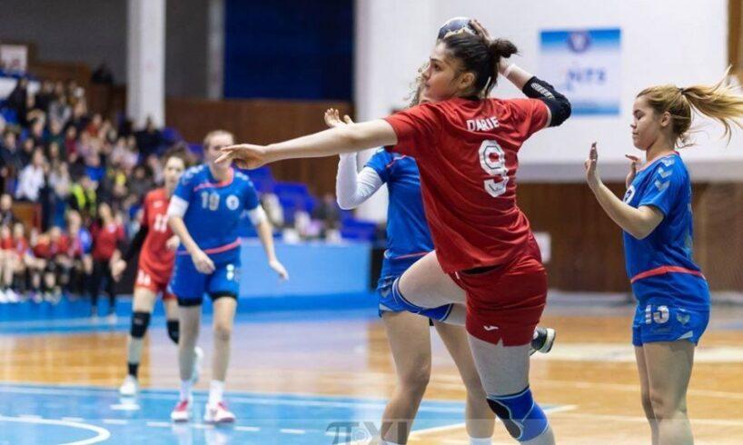 handbalistele muresene un nou succes in campionatul national