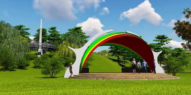 foto finantare de 3 milioane de euro pentru o oaza de relaxare in cartierul tudor