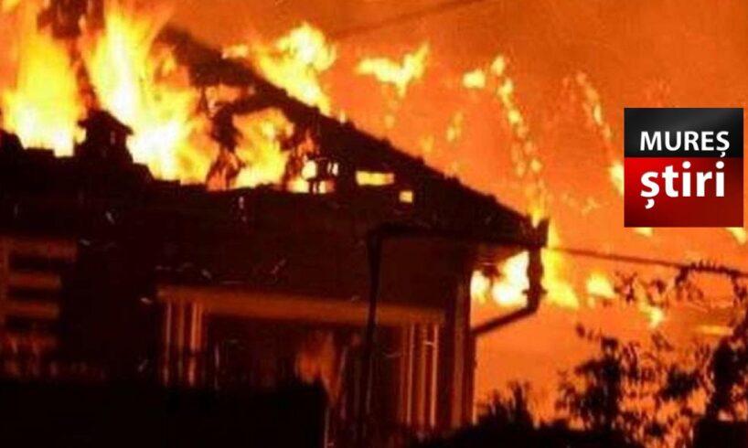 ultima ora un muresean a murit ars de viu in casa