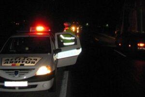 accident provocat de un sofer baut intr o benzinarie din mures