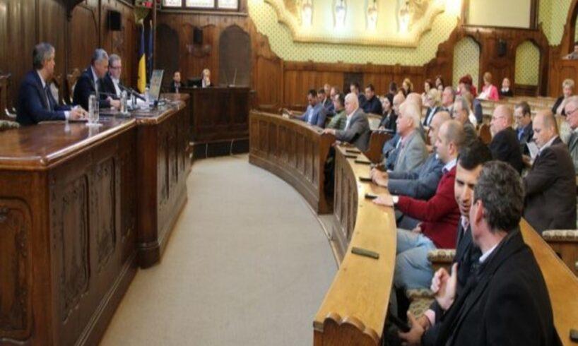 consilierii judeteni din mures voteaza cheltuirea a 1 milion de euro