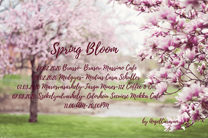 eveniment all inclusive marca spring bloom by angelcaravan