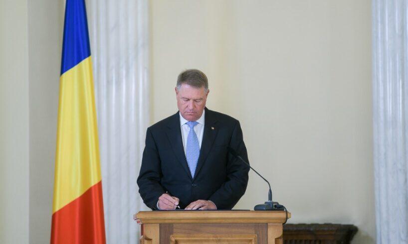 presedintele a semnat decretele de numire pentru sefii dna diicot si procurorul general
