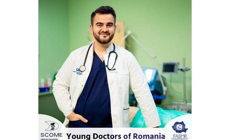 young doctors of romania marius alexandru beleaua